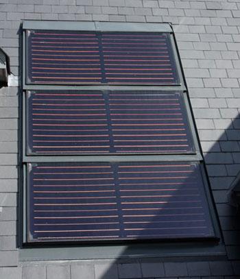 Buxton Heating Installation Of Solar Panels - based in Woking, Surrey