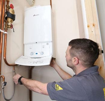 Worcester Bosch Boiler Installer