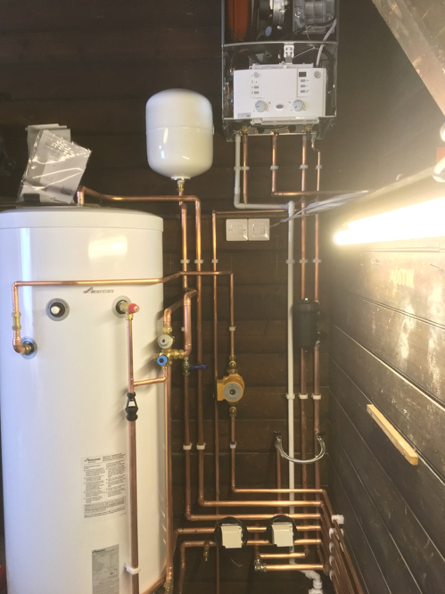 Boiler Installation in Haslemere | Buxton Heating